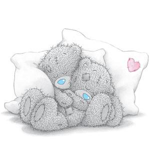 Мишка-романтик от Me to You - мой любимый мишка!  Teddy Bears.