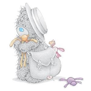 Мишка Тедди - картинки.  Я всегда с собой беру, мягкие игрушки.